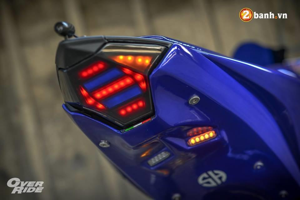 Yamaha YZFR3 hoan hao trong ban do khung long Full Sport Option - 14