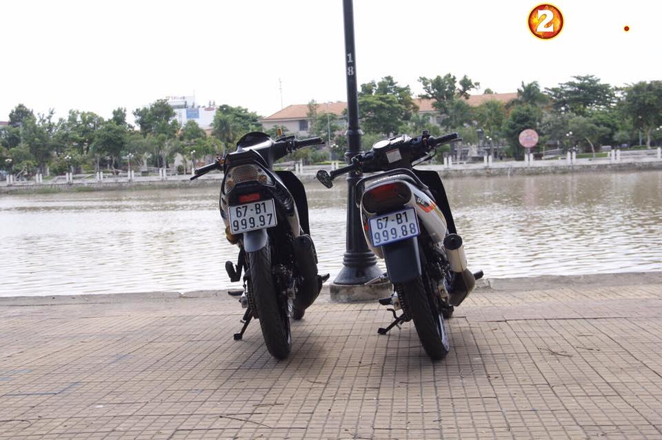 Yaz 125 ban do hang tram trieu cua dan choi An Giang - 12