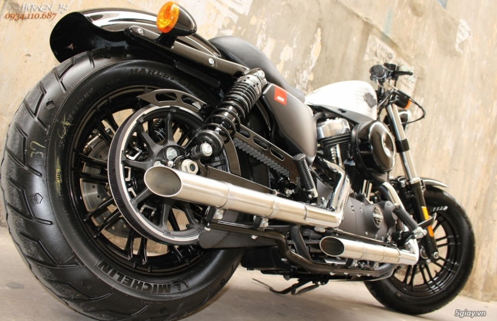 ___ Can Ban ___HARLEY DAVIDSON FortyEight 1200cc ABS Limited 2017___ - 8