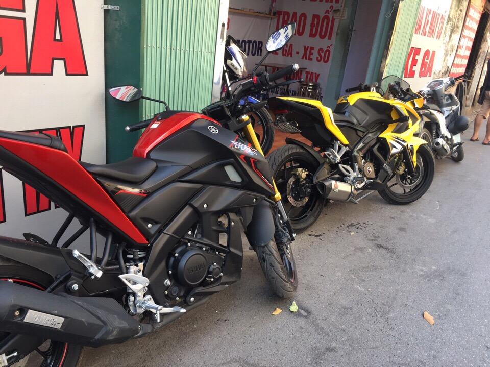 Bajaj RS200 2016 Xe chay 1800 cay so xe nhu moi tinh dap thung khach hang ve co the dang ky ten - 7