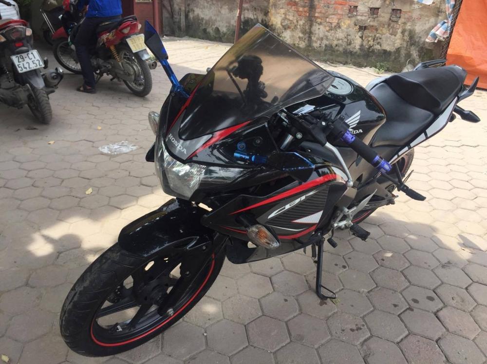 Ban chiec Honda CBR 150 nhap khau - 10