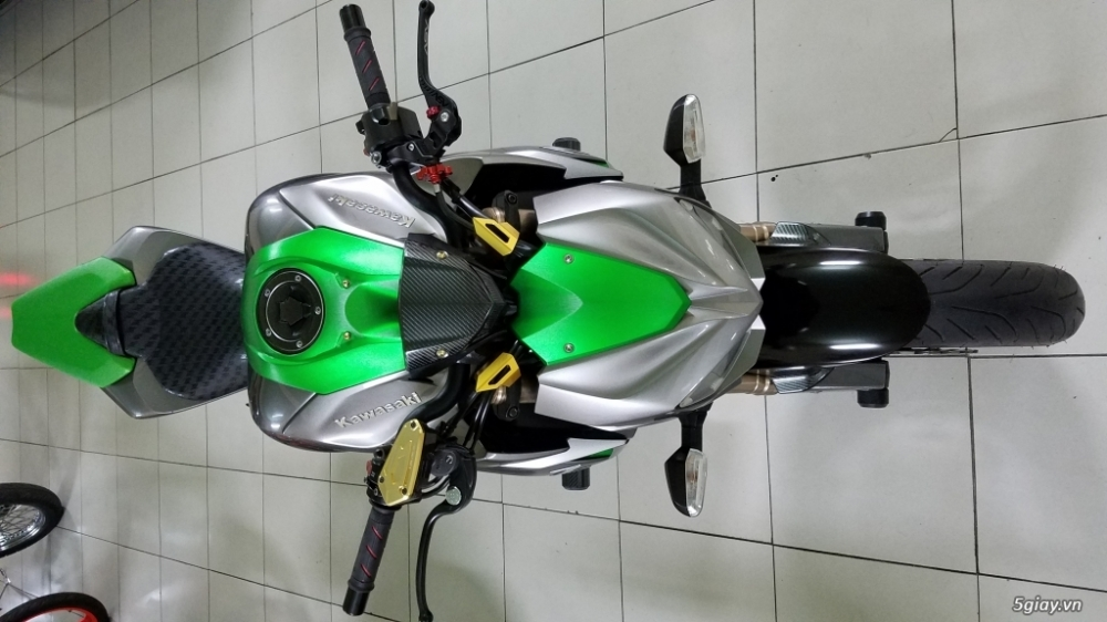 Ban Kawasaki Z1000Date 92014HQCNABSSaigonBien dep 9 nutNgay chu - 4