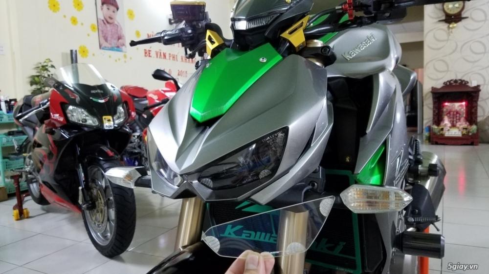 Ban Kawasaki Z1000Date 92014HQCNABSSaigonBien dep 9 nutNgay chu - 20