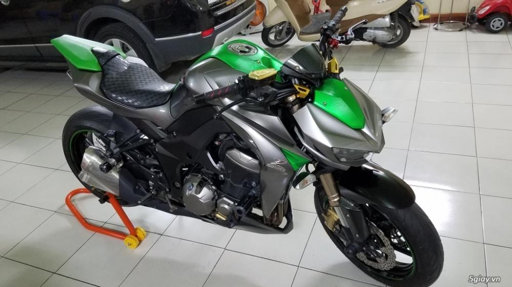 Ban Kawasaki Z1000Date 92014HQCNABSSaigonBien dep 9 nutNgay chu - 26