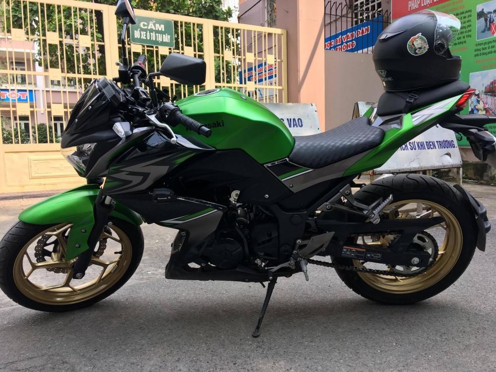 Ban Kawasaki Z300 2017 - 4