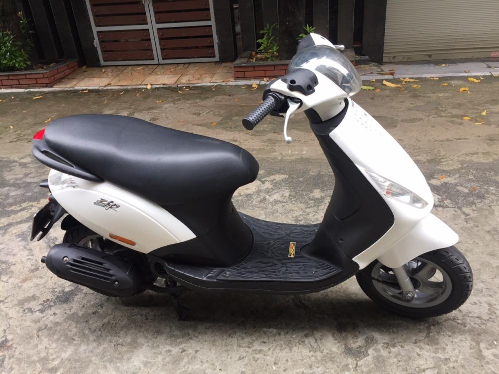 Ban Piaggio Zip viet 2015 khong co nhu cau dung bien Hn con moi - 6