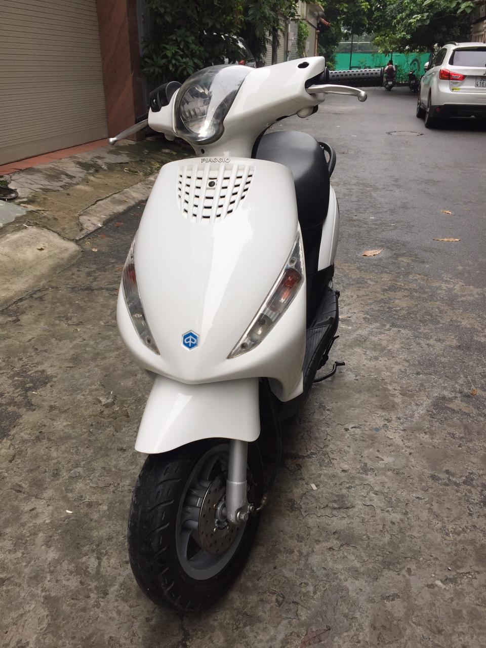 Ban Piaggio Zip viet 2015 khong co nhu cau dung bien Hn con moi - 3