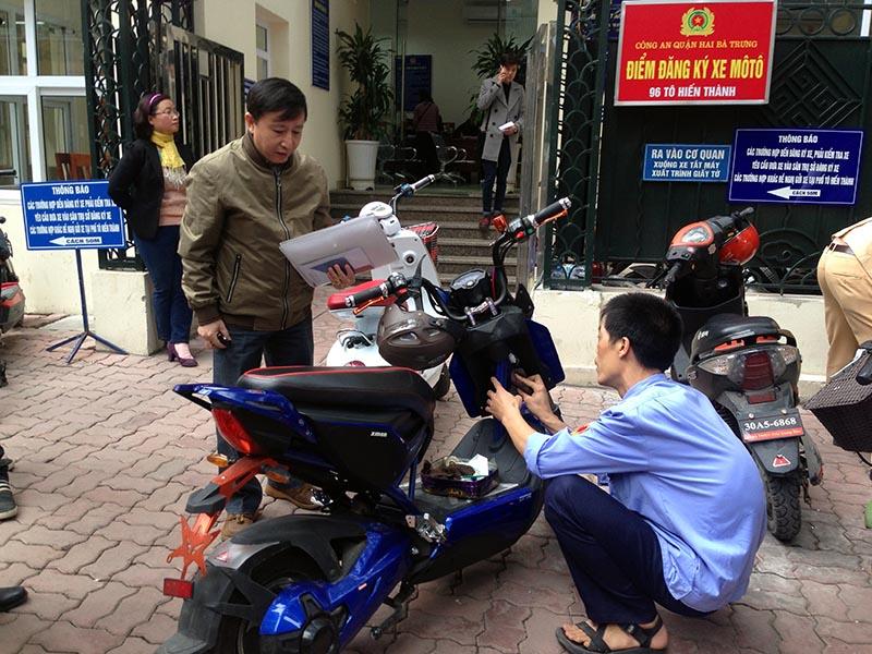 Thanh li xe may nhap khau Campuchia chinh hang gia re - 5