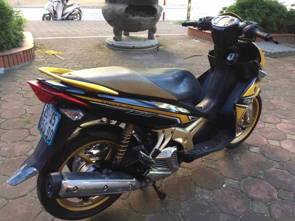 Ban xe Yamaha Nouvolx 135RC den vang 2011 cuc moi chat nguyen ban - 6