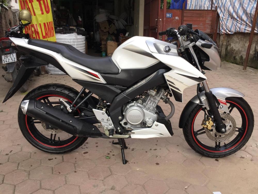 Ban Yamaha Fz150i Trang Xe dang ki 2014 - 6