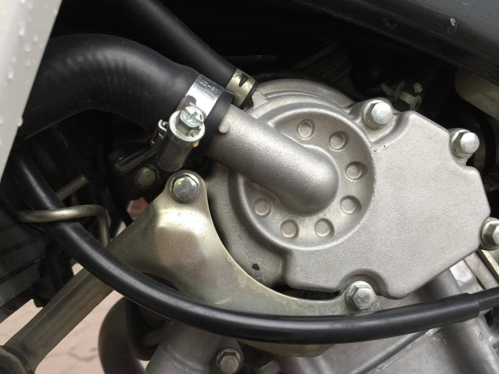 Ban Yamaha Fz150i Trang Xe dang ki 2014 - 8