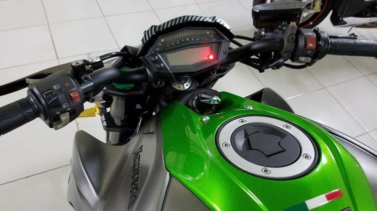Ban Z1000 82016 Full ABS 2 chia HISS Chau Au odo 5k chinh hang Saigon 1 chu cavet - 14