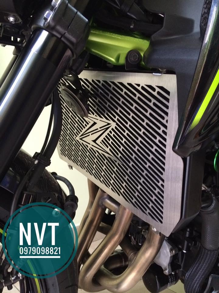 Bao ve ket nuoc Z900 Z650 Vulcan Z300 Ninja300 CB1000 XSR900 MT09 Tracer MT03 GSXR750 Hyper939 821 - 10