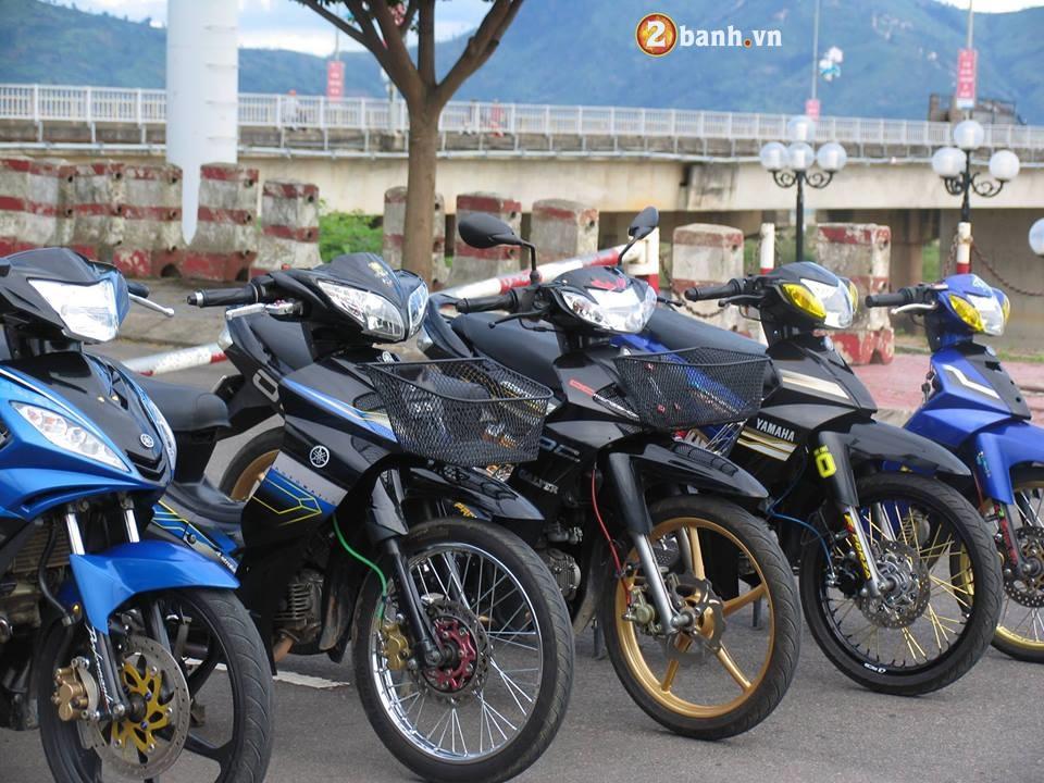 Biet doi nha Yamaha cang quet pho nui Kon Tum - 3