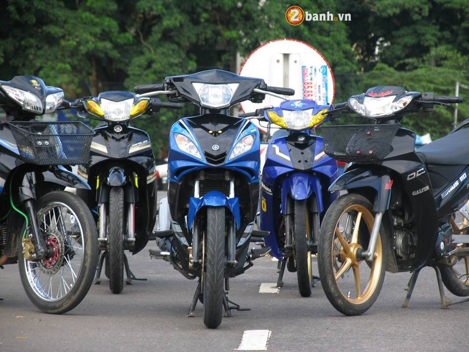 Biet doi nha Yamaha cang quet pho nui Kon Tum - 7