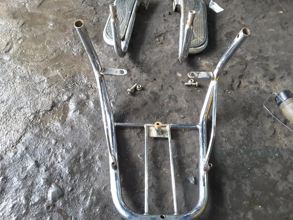 Binh xang 50cc 150cc baga phuot - 8
