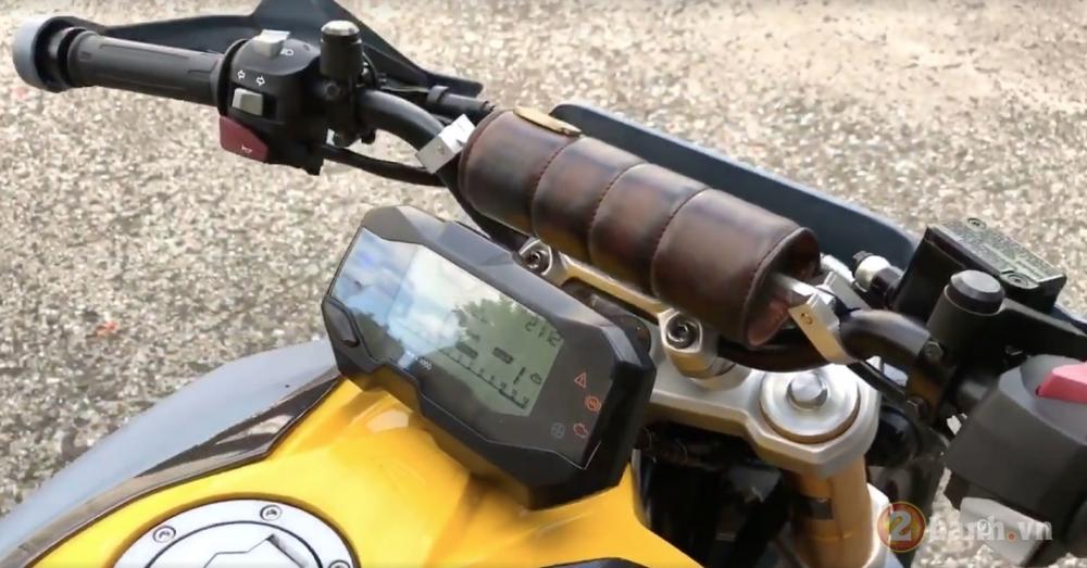 BMW G310R do lot xac day ngoan muc cua biker Dai Loan - 5