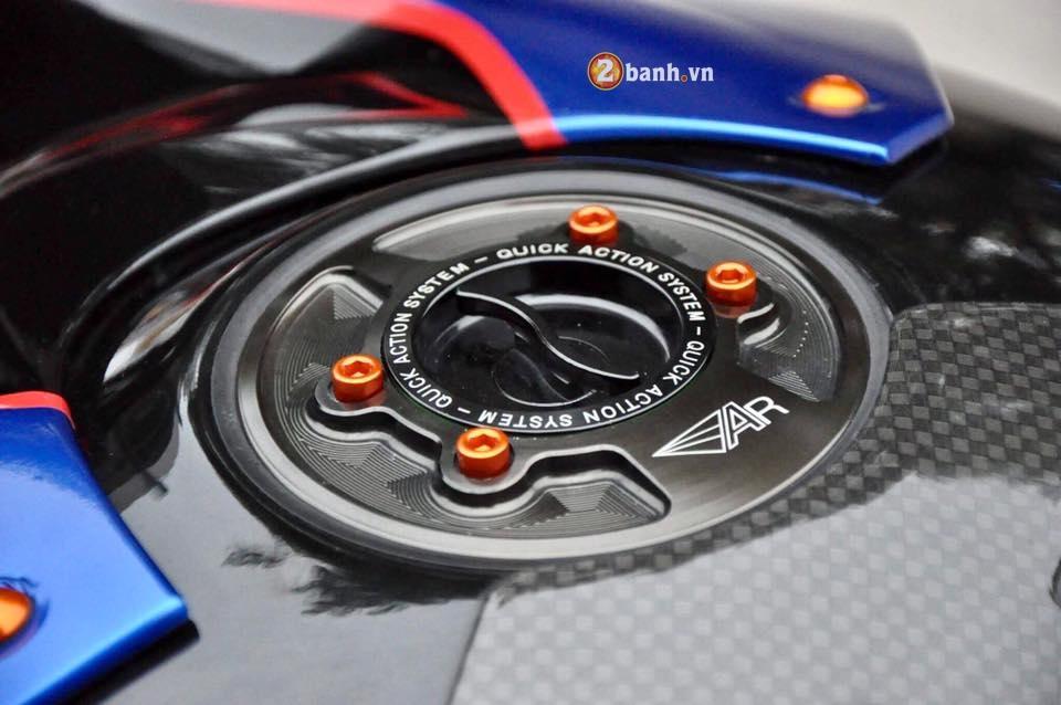BMW S1000RR lung linh cung hieu nang Chrome - 7