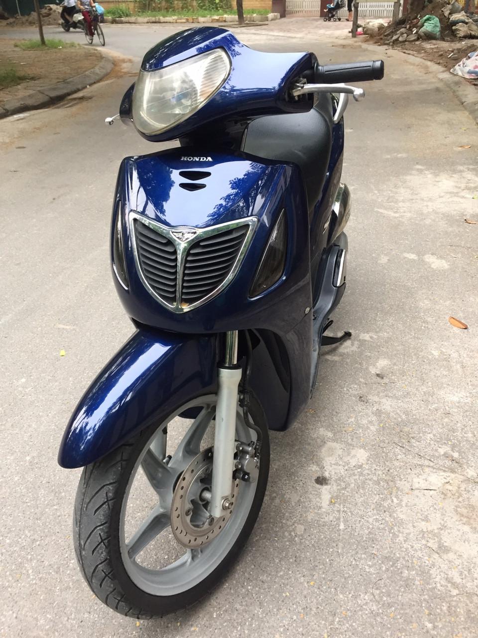 Can ban Honda Sh 150 che thuong xanh tim bien Hn 29U may nguyen thuy 305tr - 5