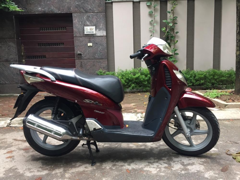 Can ban Honda Sh 150i do man bien HN chinh chu su dung nguyen ban - 4