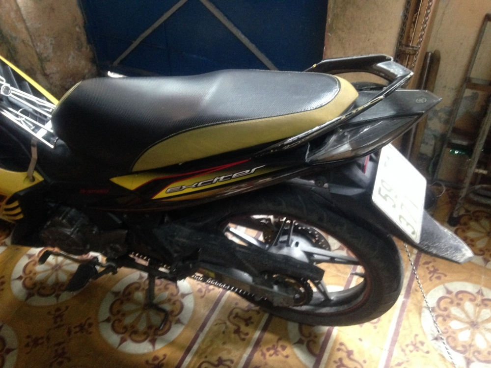 Can Ban Xe Exciter 2013 Mau Vang TPHCM - 3