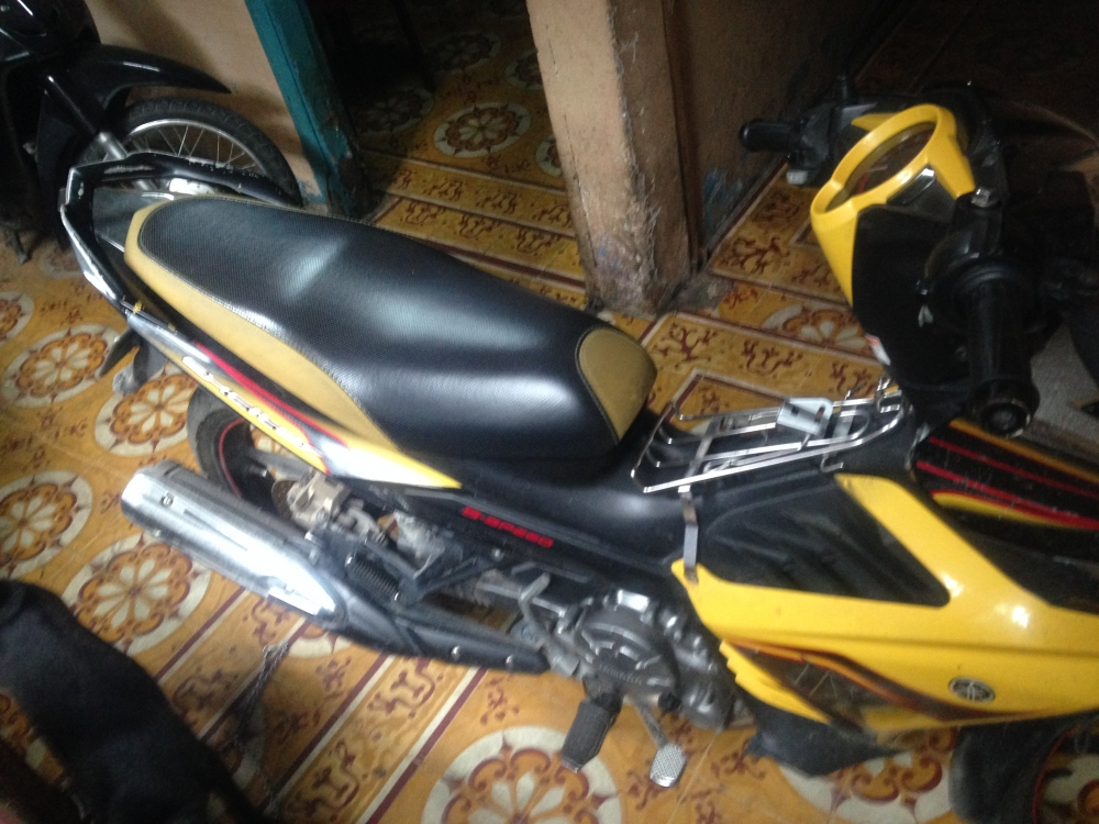 Can Ban Xe Exciter 2013 Mau Vang TPHCM - 4