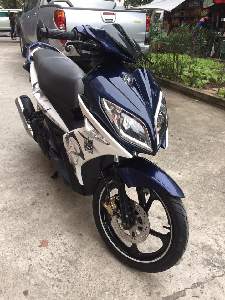 Can ban Yamaha Nouvolx 135 Limited 2011 chinh chu bien Hn - 2
