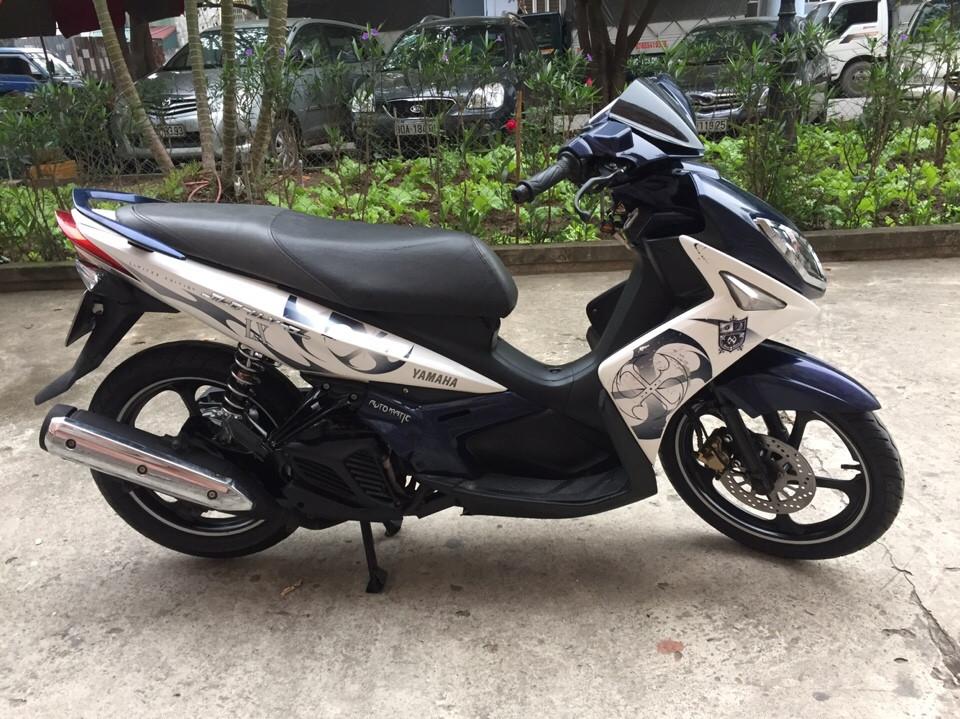 Can ban Yamaha Nouvolx 135 Limited 2011 chinh chu bien Hn - 3