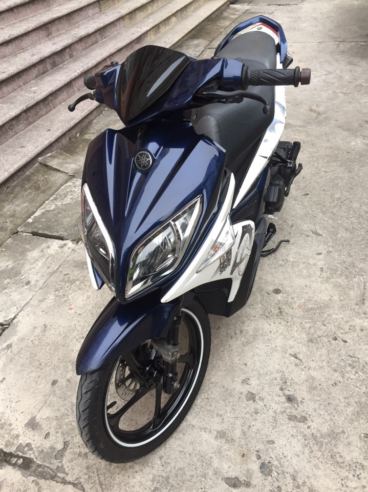 Can ban Yamaha Nouvolx 135 Limited 2011 chinh chu bien Hn - 4