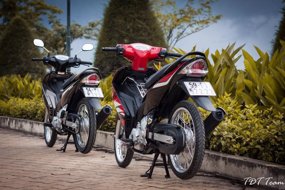 Cap doi huyen thoai Exciter 2006 cung nhau do dang day an tuong - 9