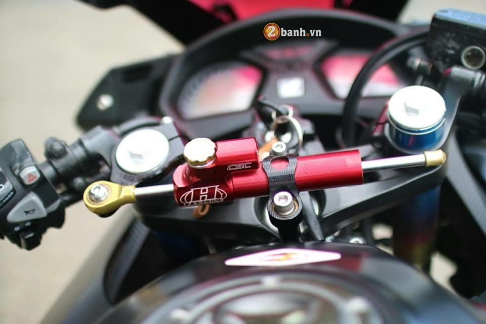 CBR650F Matte Black ban nang cap nhe day loi cuon - 5
