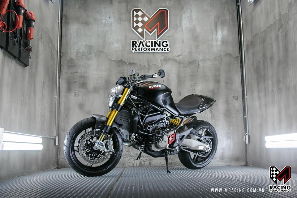 Chiem nguong quai thu Ducati Monster 821 luc luong - 8