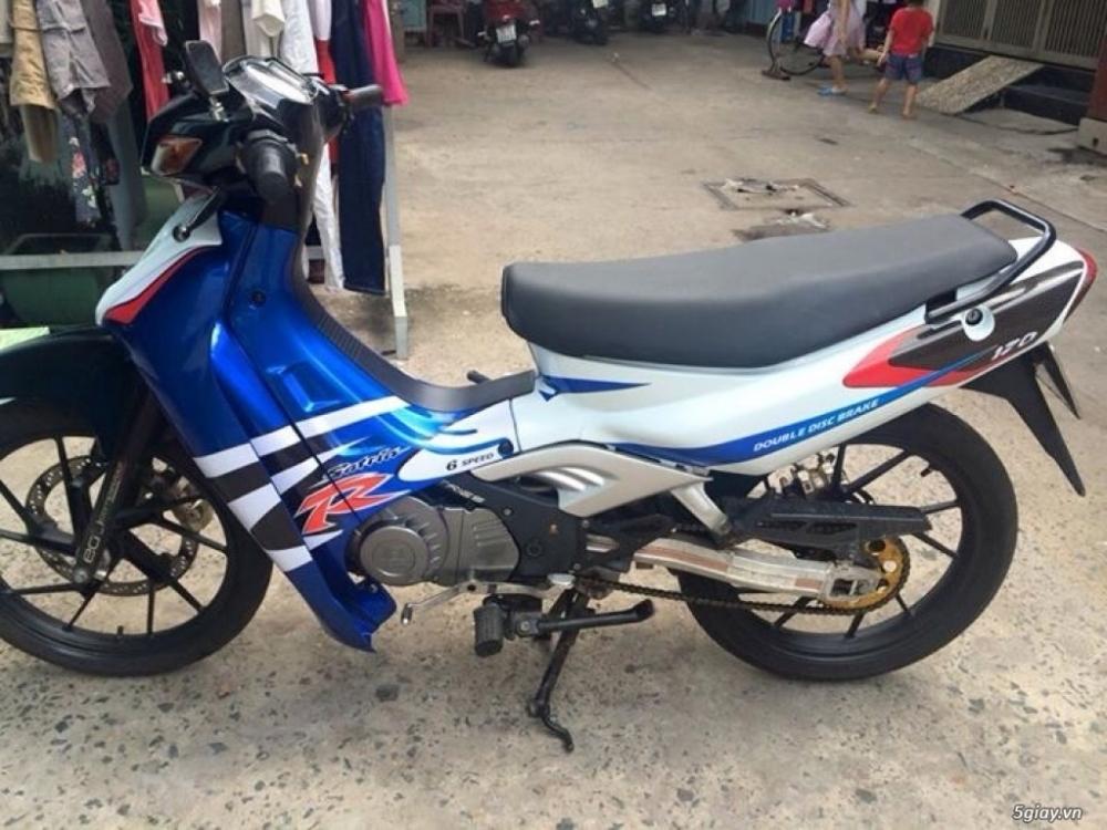 Chuyen Ban Xe May HONDA SH Yamaha Exciter Suzuki Suxipo Satria 0905 43 67 81 AMinh - 10