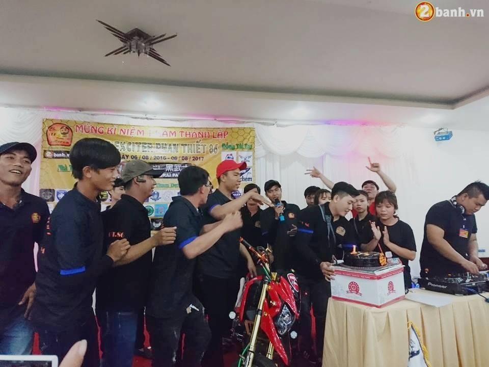 Club Exciter Phan Thiet 86 mung ki niem I nam thanh lap - 11