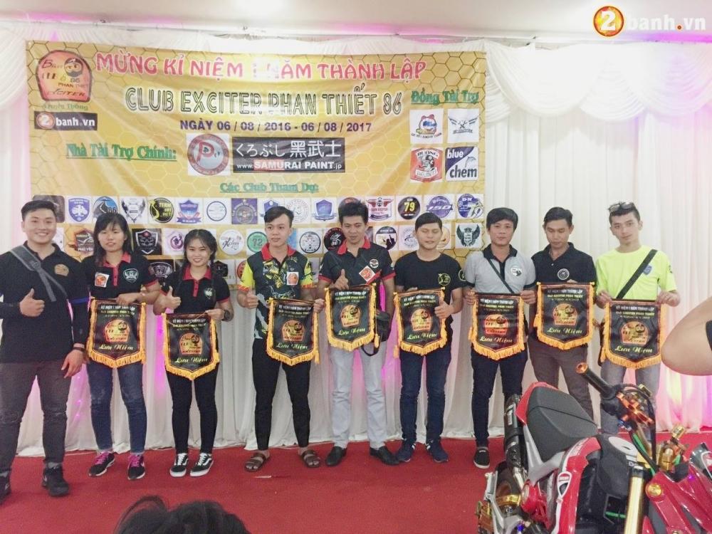 Club Exciter Phan Thiet 86 mung ki niem I nam thanh lap - 15