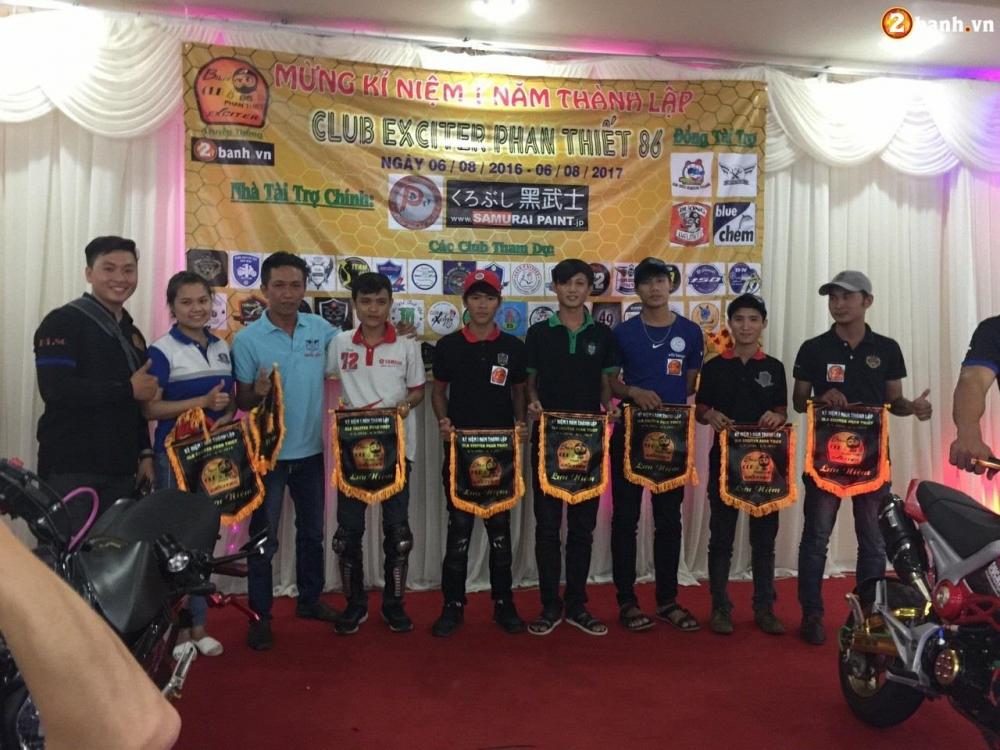 Club Exciter Phan Thiet 86 mung ki niem I nam thanh lap - 13