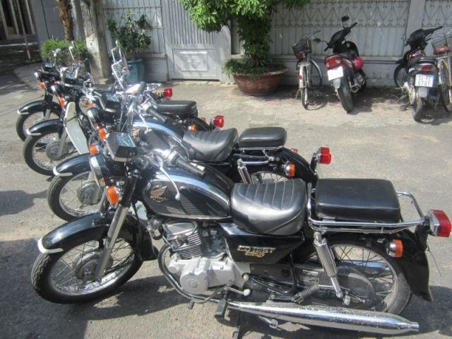 Cung cap dong xe CD Benly 125 nhap khau hang dau 0905740046 - 2