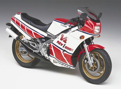 Cung diem danh nhung mo hinh xe tot nhat tung san xuat cua Yamaha - 6