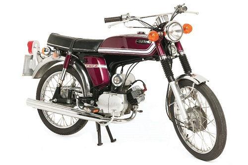 Cung diem danh nhung mo hinh xe tot nhat tung san xuat cua Yamaha - 8