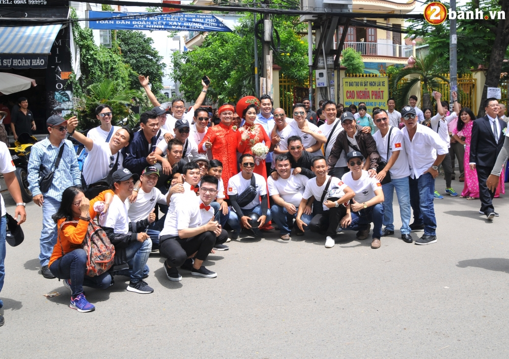 Doi hinh PKL KHUNG tham gia cuop dau tai Sai Gon - 24