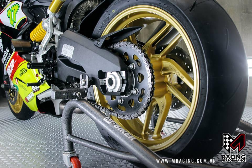 Ducati 899 hoan hao trong ban do tem dau so 27 - 7