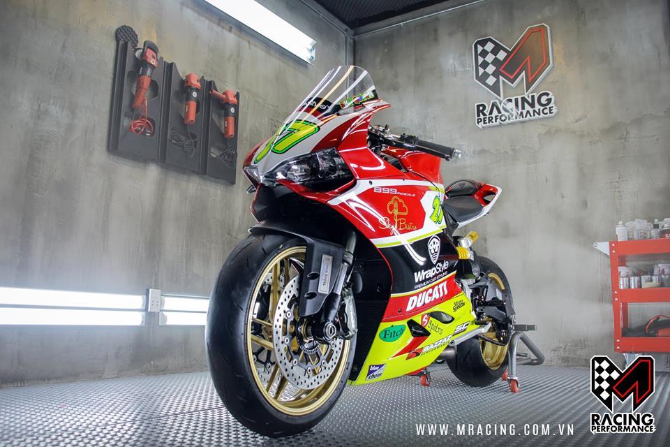 Ducati 899 hoan hao trong ban do tem dau so 27 - 9