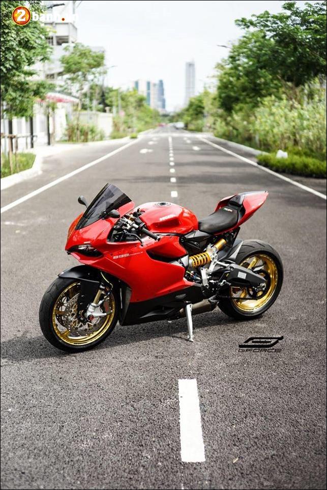 Ducati 899 Panigale do ke thua tinh hoa tu dan anh 1199 - 6