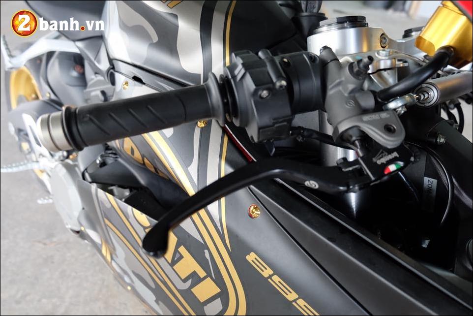 Ducati 899 Panigale do noi bat den an tuong cung version Camo - 4