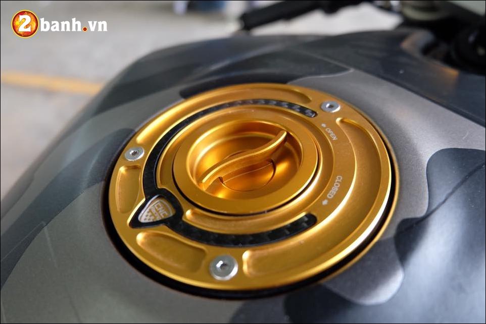 Ducati 899 Panigale do noi bat den an tuong cung version Camo - 6