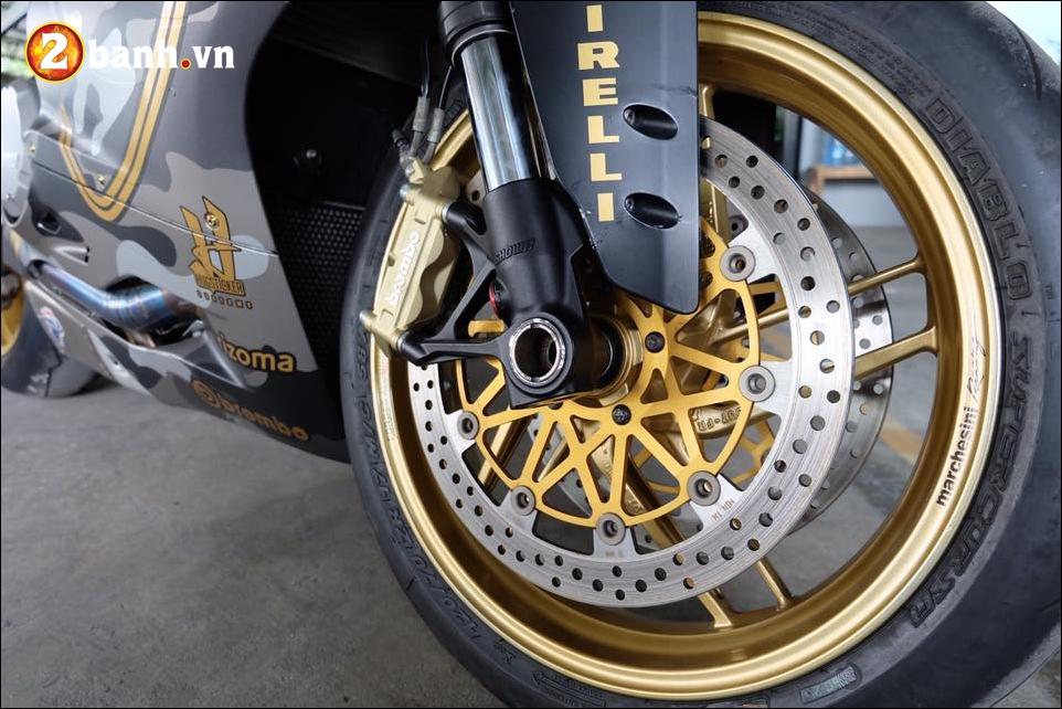 Ducati 899 Panigale do noi bat den an tuong cung version Camo - 8