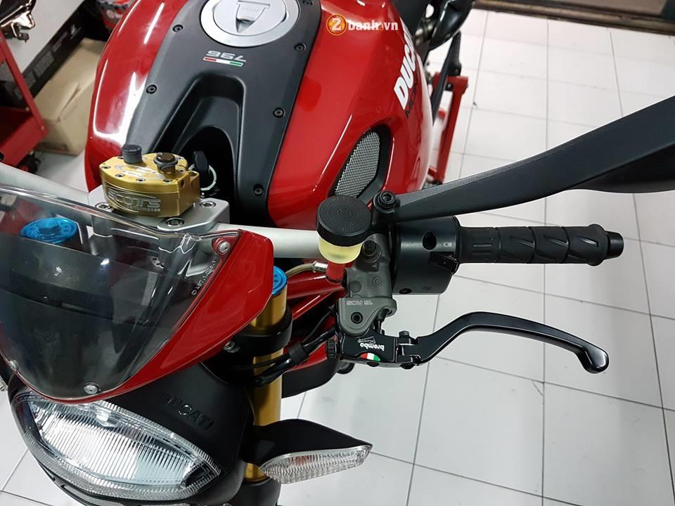 Ducati Monter 796 quai thu duong pho ben loat do choi hang hieu - 6