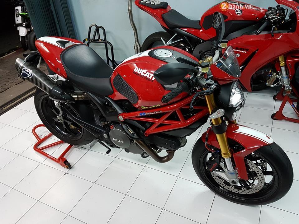 Ducati Monter 796 quai thu duong pho ben loat do choi hang hieu - 8