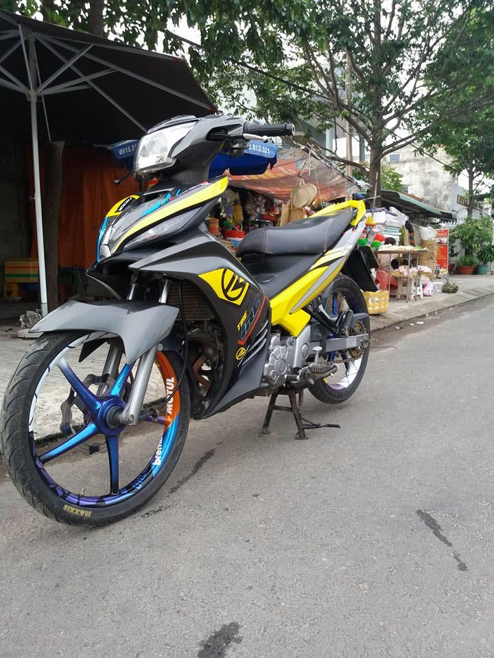 Exciter 135 nhe nhang tao buc pha cua biker Tay Ninh - 4