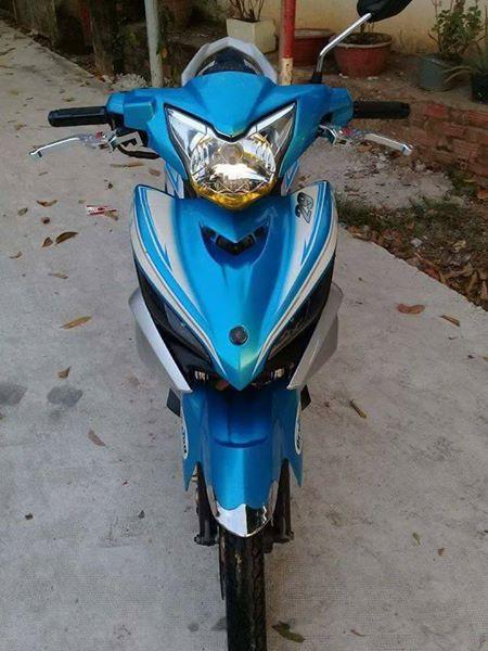 Exciter 135 su thu hut nhe nhang cua biker Dong Nai - 3